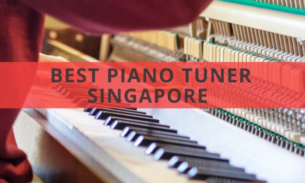 5 Best Piano Tuner Singapore