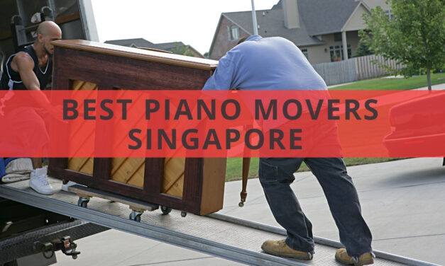 Best Piano Movers Singapore