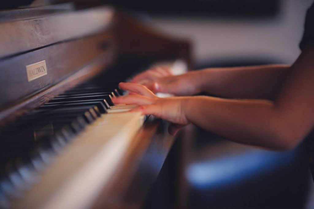 piano teacher Singapore