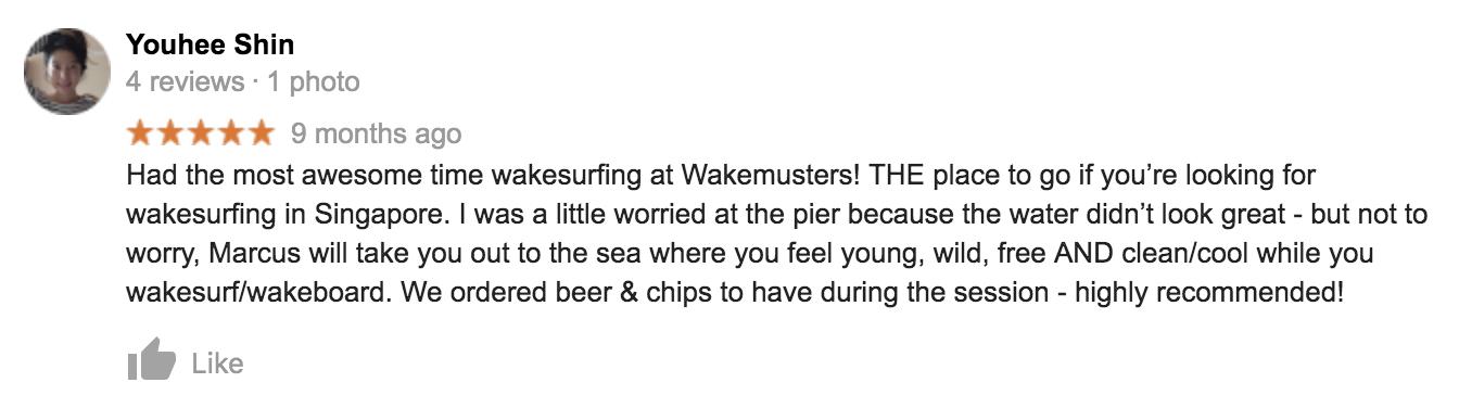 Wakemusters