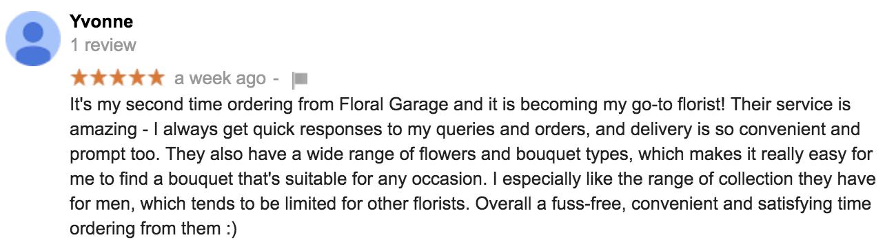 Floral Garage