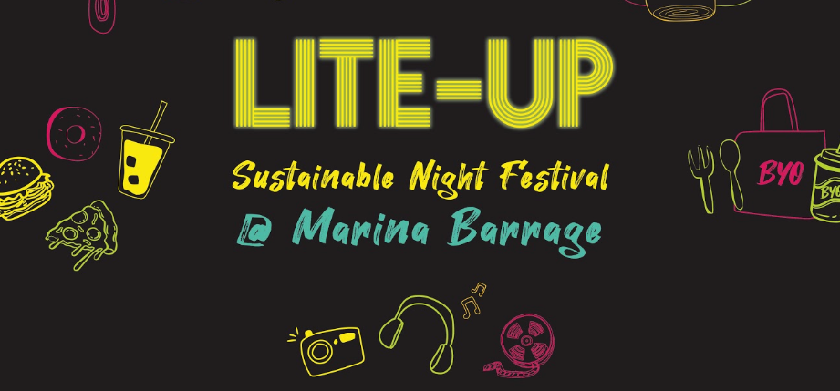 Sustainable Singapore Gallery: Lite-Up at Marina Barrage