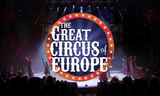 Circus In Singapore: The Great European Circus at the Big Top