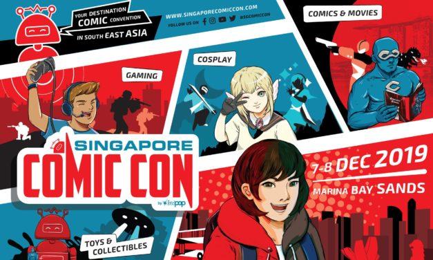 Singapore Comic Con 2019