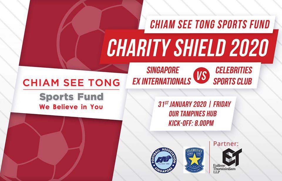 fundraising Singapore
