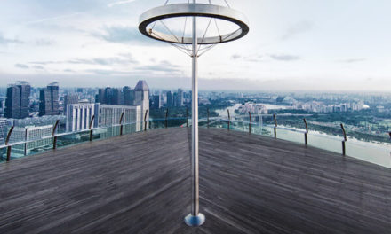 The Marina Bay Sands SkyPark