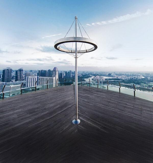 The Marina Bay Sands SkyPark