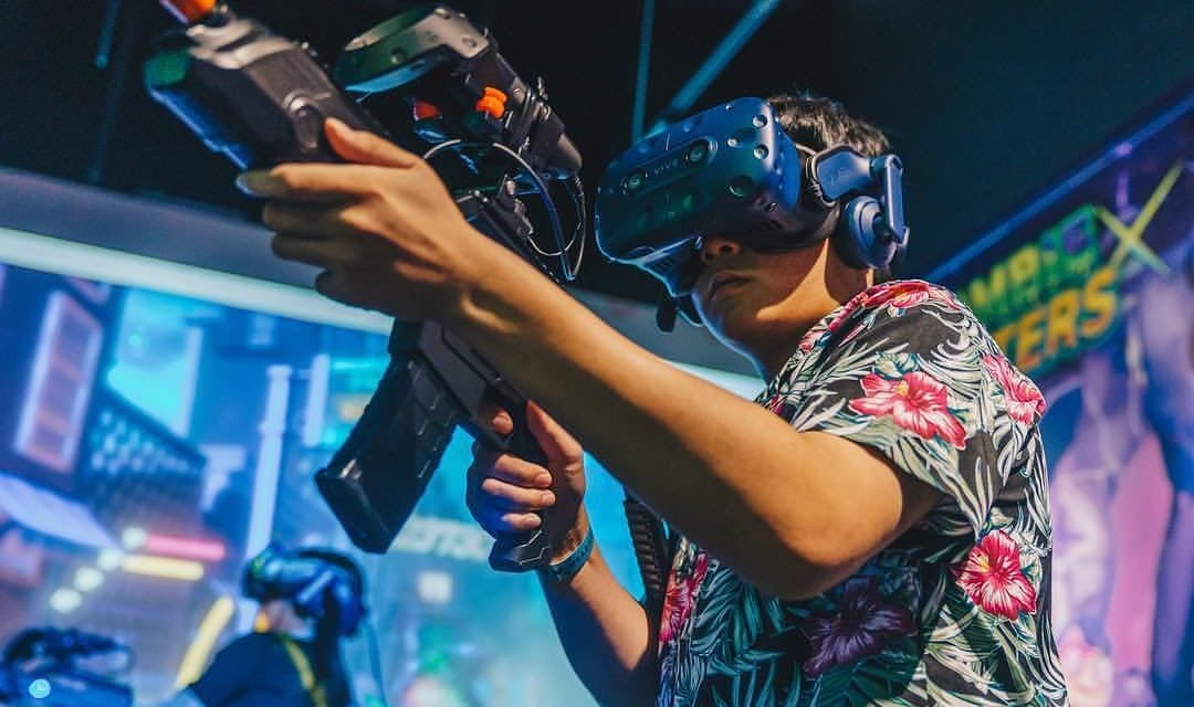 HeadRock VR, Sentosa Gateway, Singapore