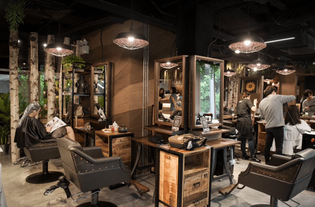 best hair salon in singapore
